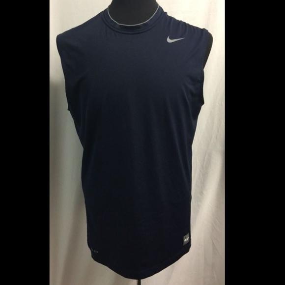 b079a1c6357783 Nike Pro Combat Dri-Fit Men s XL Sleeveless Shirt.  M 5b85e5343c984441dbe1fd3e